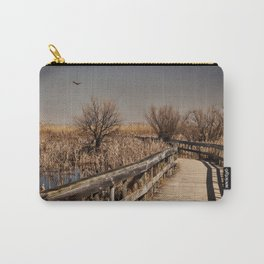 Down on the Boardwalk Carry-All Pouch