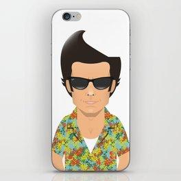 Ace iPhone Skin