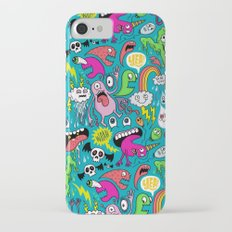 Monster Party Slim Case iPhone 8