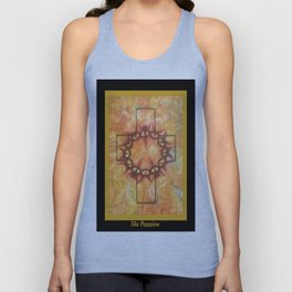 The Passion 2 By Saribelle Rodriguez Unisex Tank Top