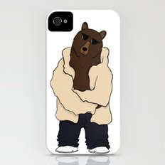 Bear iPhone (4, 4s) Slim Case