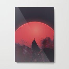 Abaddon Metal Print