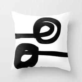 dos Throw Pillow