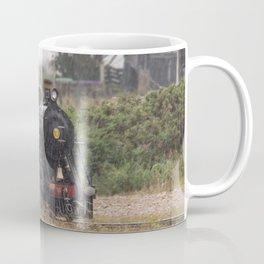 Train In Dungeness Kent Coffee Mug