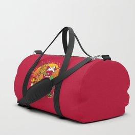 Xmas War Duffle Bag
