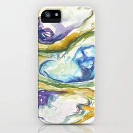 3 Oysters iPhone Case