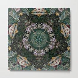 Multifacetted Kaleidoscope 2 Metal Print