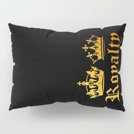 Royal King & Queen Pillow Sham
