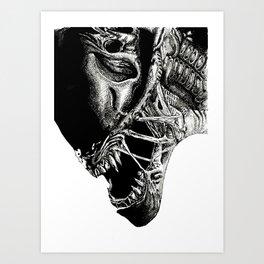 Xenomorph Art Print