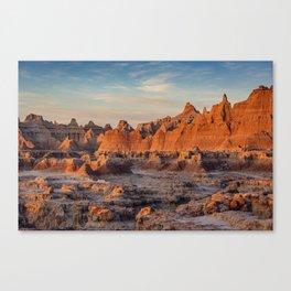 Strange Lands Canvas Print