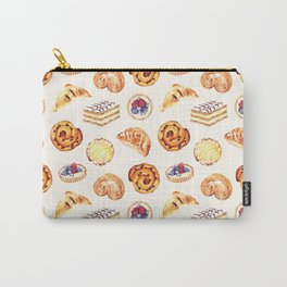 Parisian Pastry Carry-All Pouch