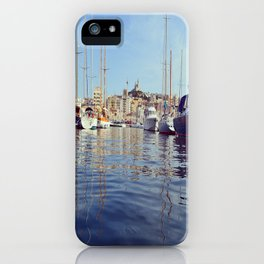 Marseille  iPhone Case