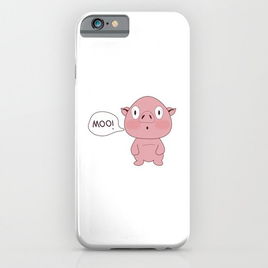 SOLD!! Confused Pig iPhone & iPod Case