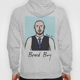 Beard Boy: Michel Hoody
