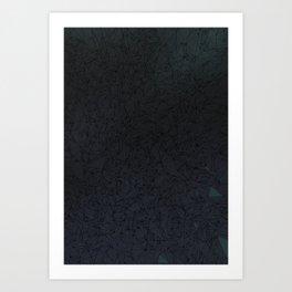 Drift005 Art Print
