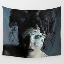 Midnight masquerade Wall Tapestry