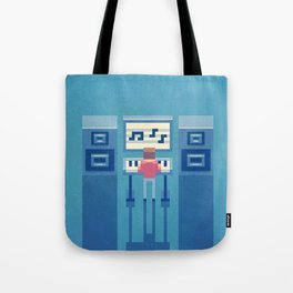 The electronic musician Tote Bag