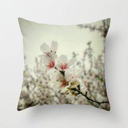 Almond Love #2 Throw Pillow