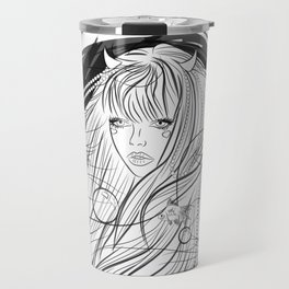Sea Devil Travel Mug