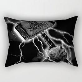 THOR'S HAMMER Rectangular Pillow