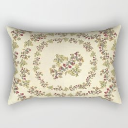 Autumnal love Rectangular Pillow