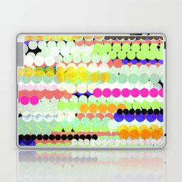 colorful abstract design Laptop & iPad Skin