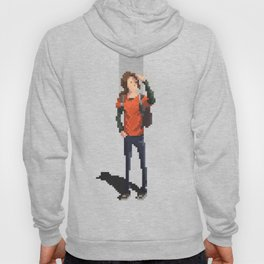Ellie The last of us Pixel Art Hoody