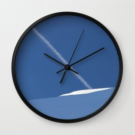 Light Beam Wall Clock