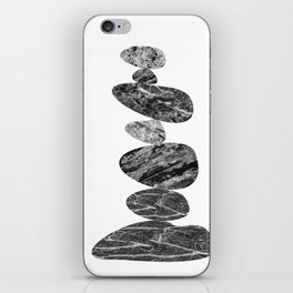 Stone Cairn iPhone Skin