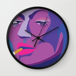 no-regrets Wall Clock