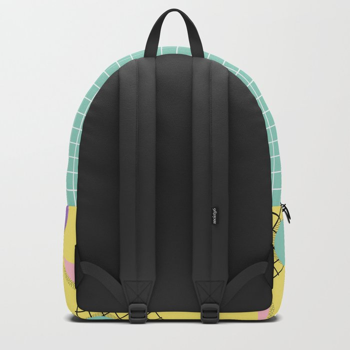 Dreaming 80s #society6 #decor #buyart Backpack