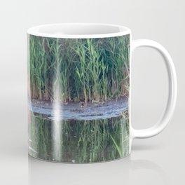 Grazing Deer Coffee Mug