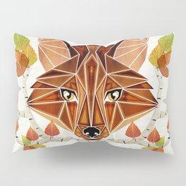fox autumn Pillow Sham