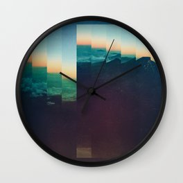 Fractions A09 Wall Clock