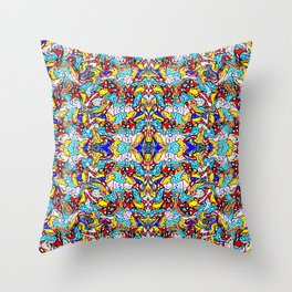 PATTERN-497 Throw Pillow
