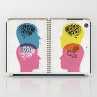 law iPad Cases featuring law of averages by Vin Zzep