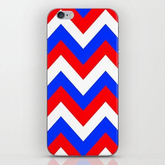 AMERICAN CHEVRON iPhone & iPod Skin