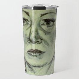 BETTY LOREN-MALTESE Travel Mug