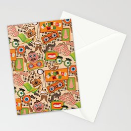 Disguise Kit Stationery Cards