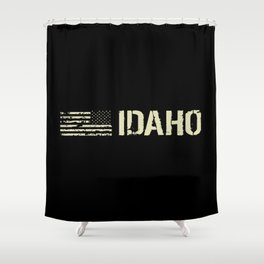 Black Flag: Idaho Shower Curtain