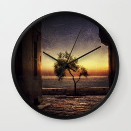 Beauty in nature Wall Clock