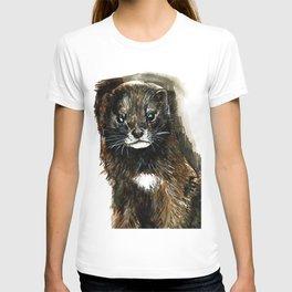 European Mink T-shirt