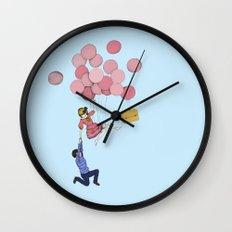 Men kom då! Wall Clock