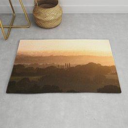 Golden Irish Sunset - 34/365 Rug