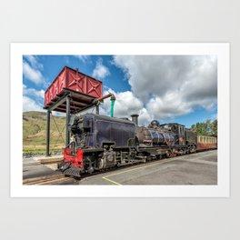 Welsh Highland Railway Art Print