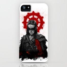 The 100 - Commander Lexa iPhone Case