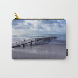 Pier in Aruba Carry-All Pouch
