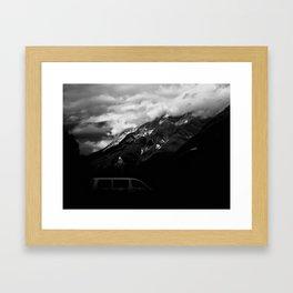 God's Breath Framed Art Print