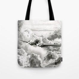 Ghost Flight- Amelia Earhart  Tote Bag