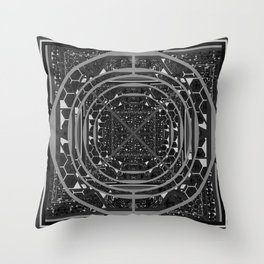 BT 1 Throw Pillow